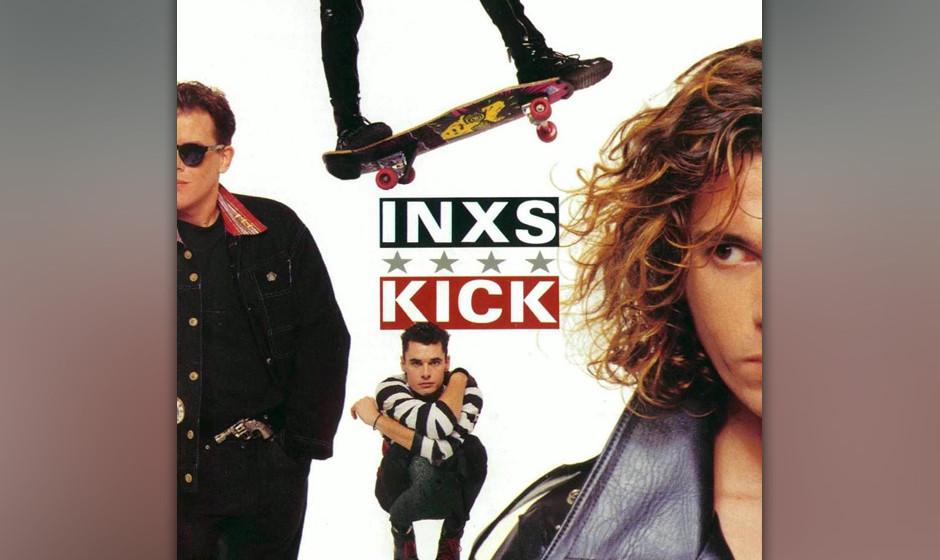 Herz-Platte: INXS - Kick