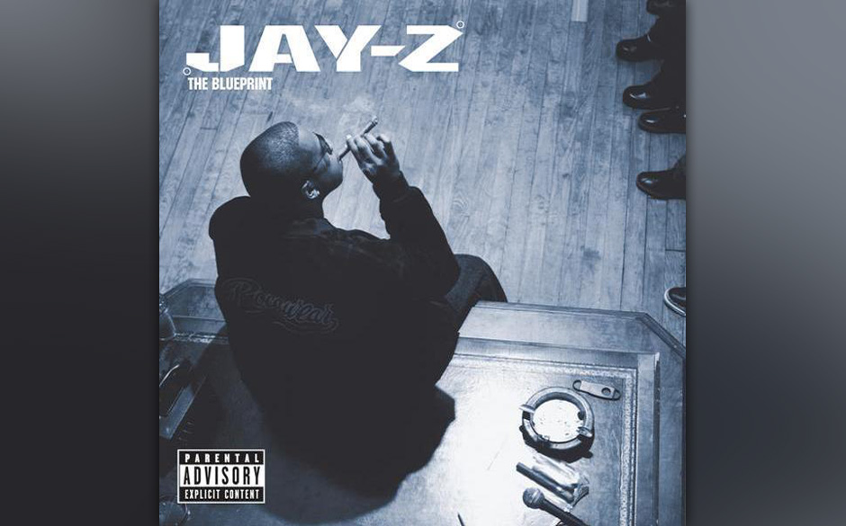 Herz-Platte: Jay-Z - The Blueprint