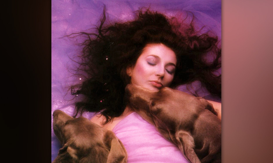 Herz-Platte: Kate Bush - Hounds Of Love