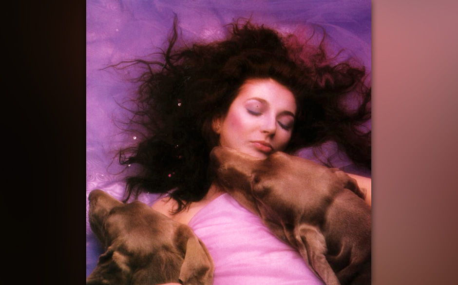 Herz-Platte: Kate Bush - Hounds Of Love