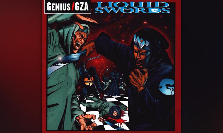 Herz-Platte:  GZA - Liquid Swords