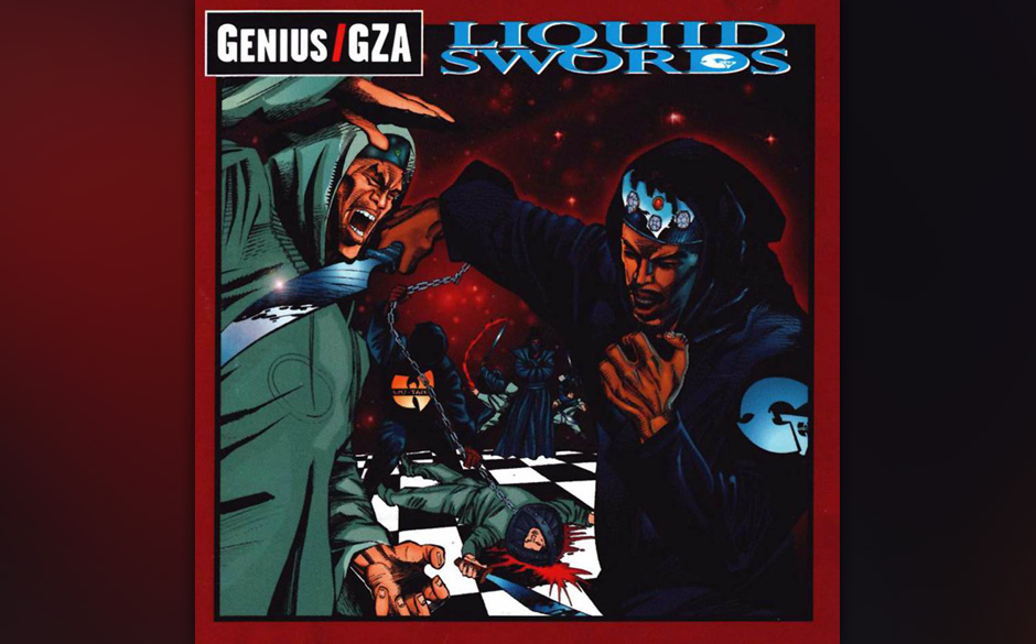 Herz-Platte:  GZA - Liquid Swords