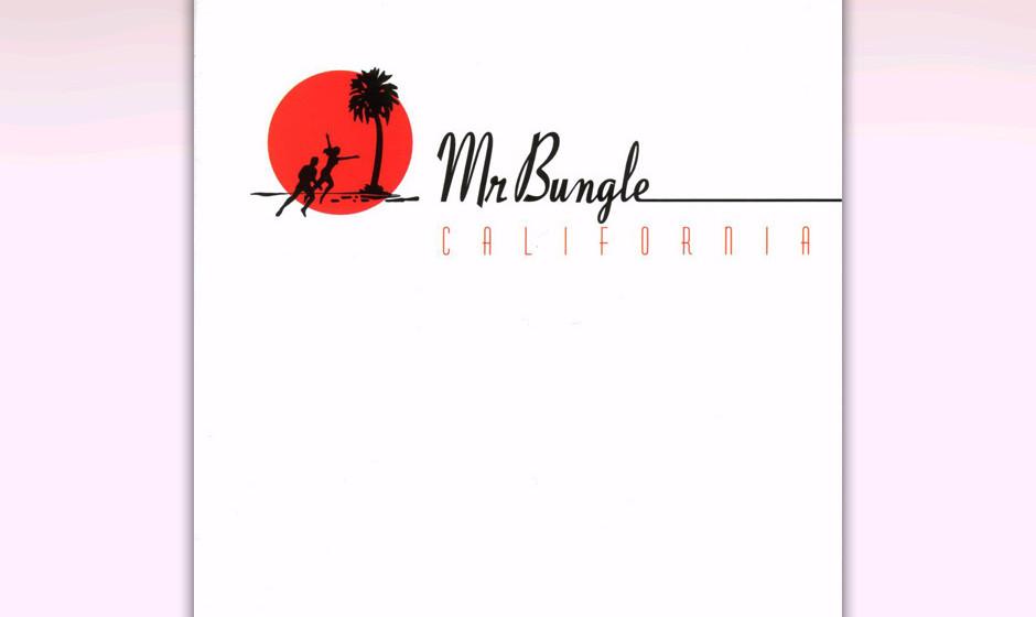 Herz-Platte: Mr. Bungle - California