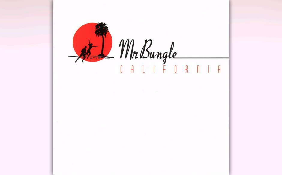 Herz-Platte: Mr. Bungle - California