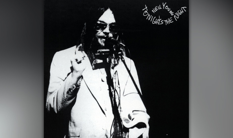Herz-Platte: Neil Young - Tonight's The Night