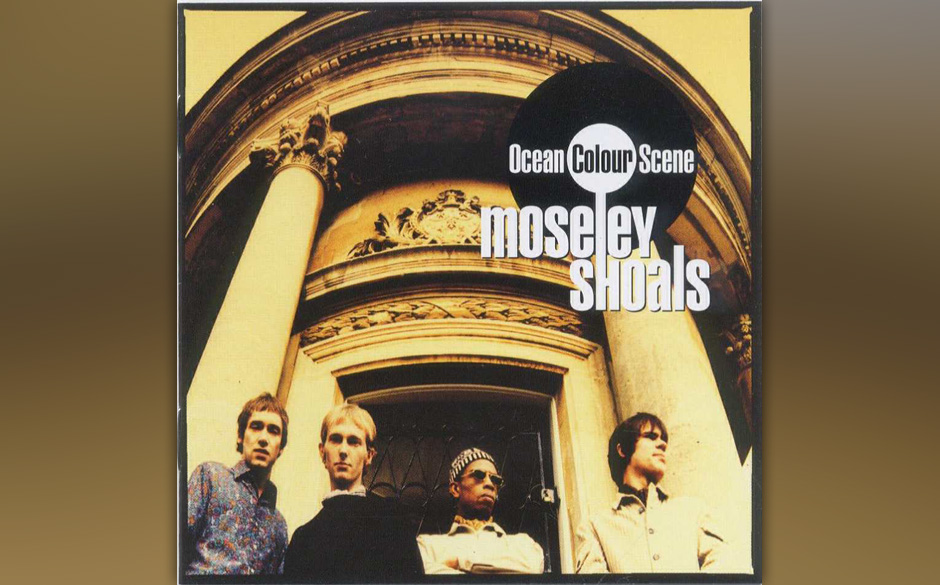 Herz-Platte: Ocean Colour Scene - Moseley Shoals