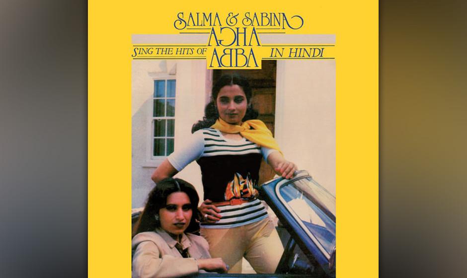 Herz-Platte: Agha: Salma & Sabina Sing The Hits Of Abba In Hindi