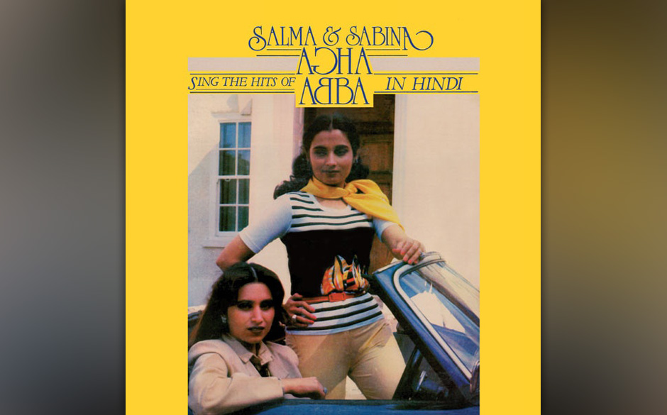 Herz-Platte: Agha: Salma & Sabina Sing The Hits Of Abba In Hindi