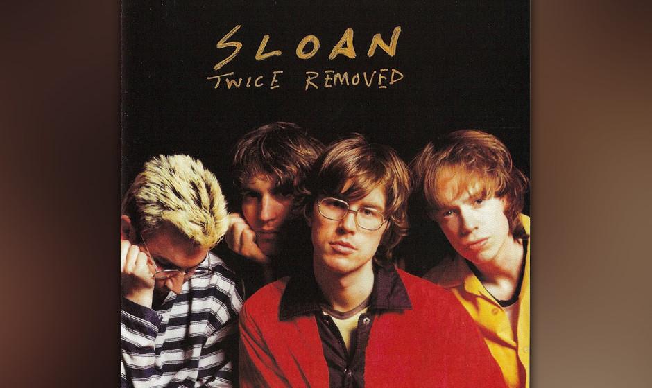 Herz-Platte: Sloan - Twice Removed