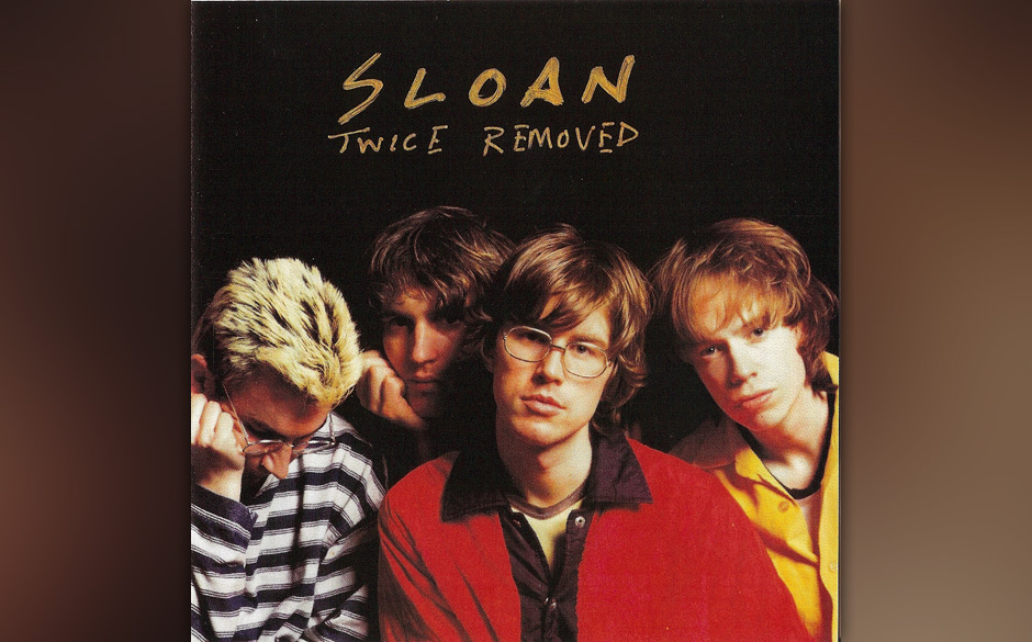 Herz-Platte: Sloan - Twice Removed
