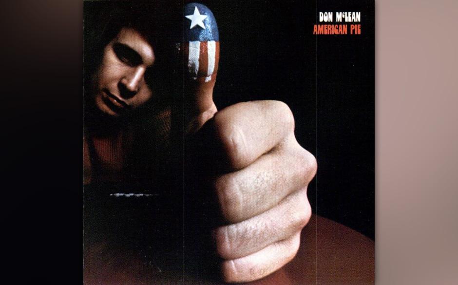 Herz-Platte: Don McLean - American Pie