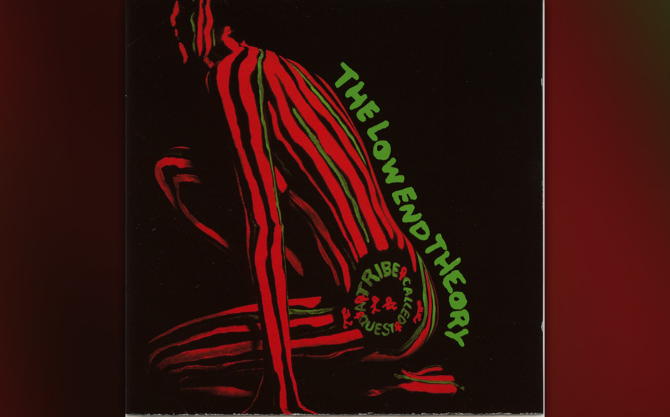 Herz-Platte: A Tribe Called Quest - The Low End Theory