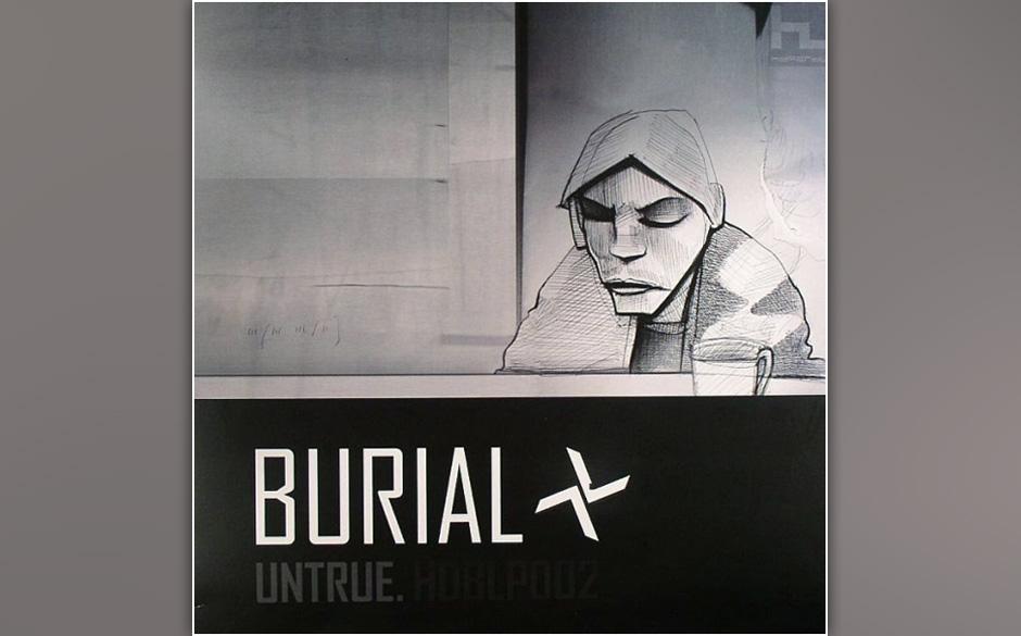 Herz-Platte:  Burial - Untrue