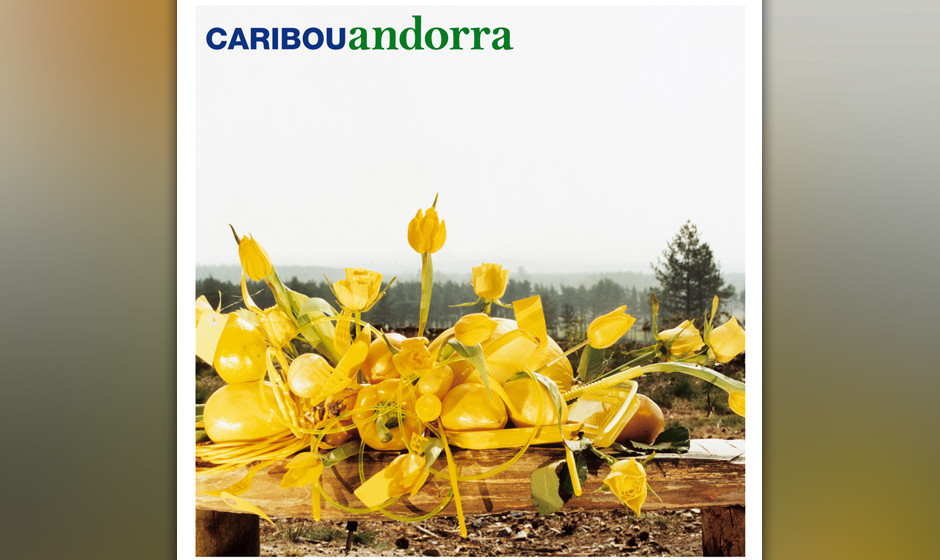 Herz-Platte: Caribou - Andorra