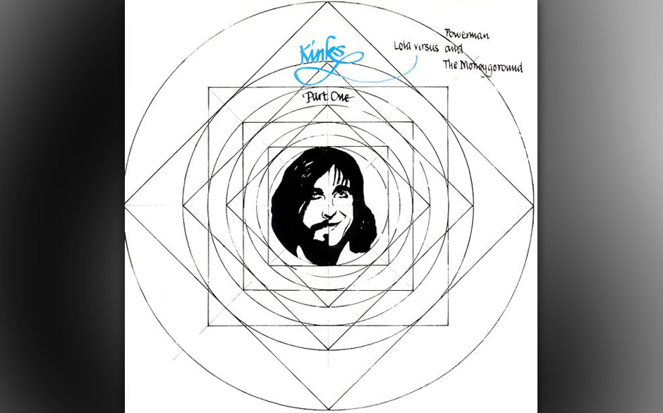Herz-Platte: The Kinks - Lola Versus Powerman And The Moneygoround, Part One