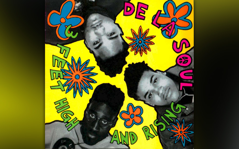 Herz-Platte: De La Soul - 3 Feet High And Rising
