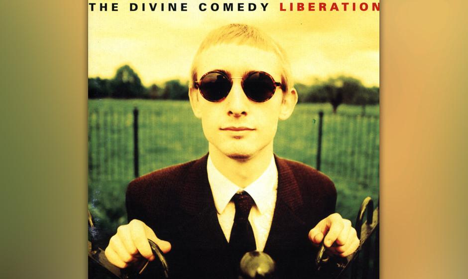 Herz-Platte: The Devine Comedy - Liberation