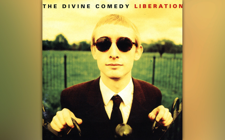 Herz-Platte: The Devine Comedy - Liberation
