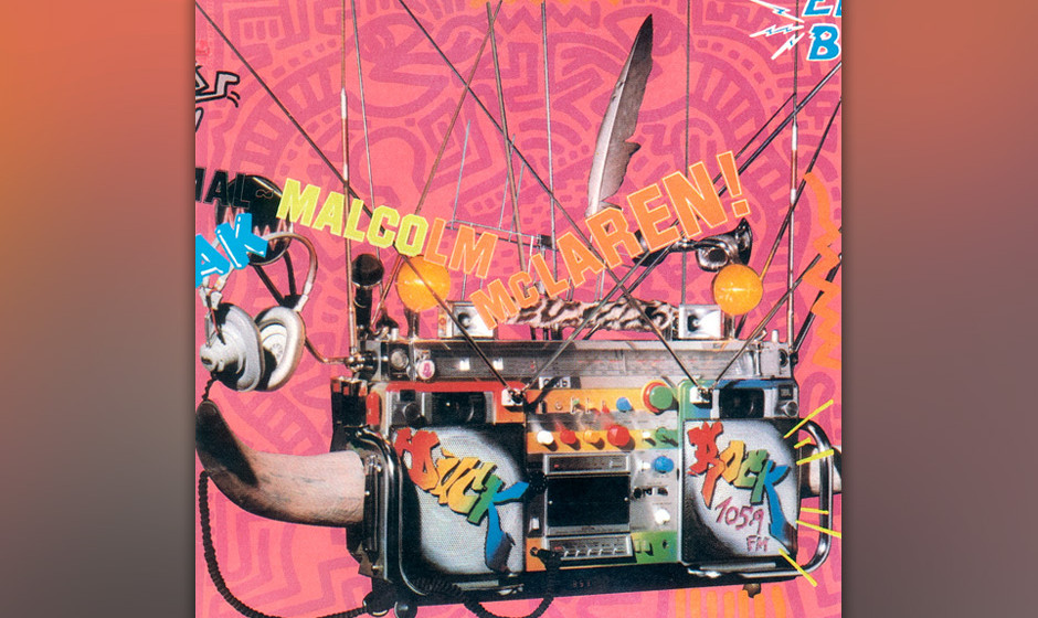 Herz-Platte: Malcolm McLaren - Duck Rock