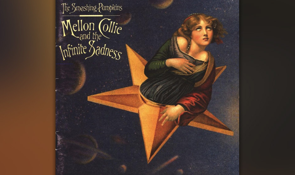 Herz-Platte: The Smashing Pumpins - Mellon Collie And The Infinite Sadness