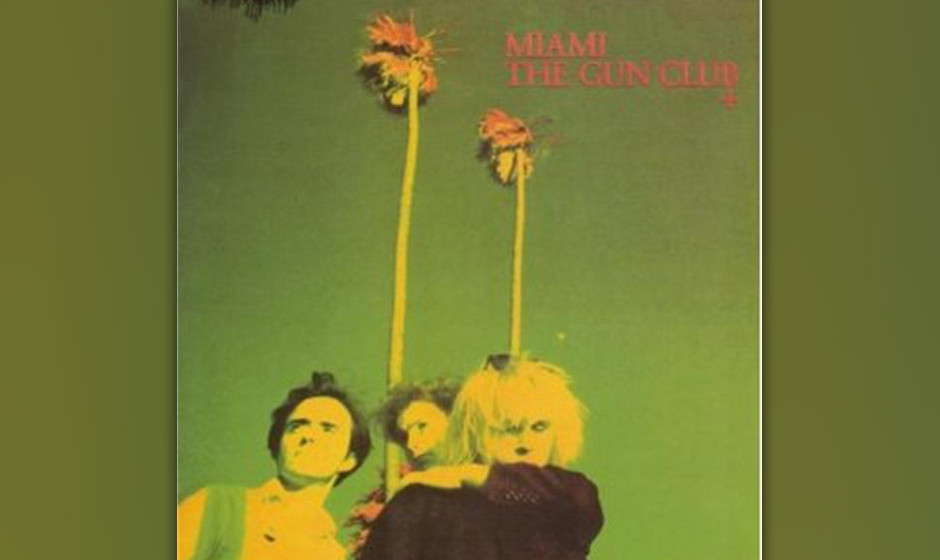 Herz-Platte: Gun Club - Miami