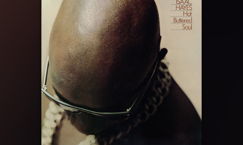 Herz-Platte: Isaac Hayes - Hot Buttered Soul