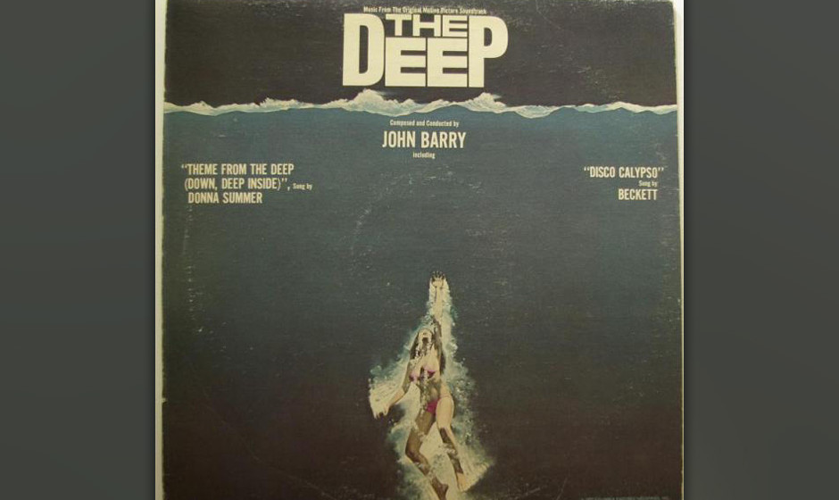 Herz-Platte: John Berry - The Deep