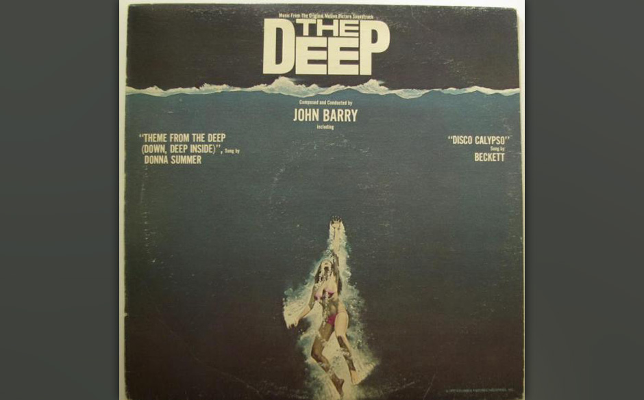 Herz-Platte: John Berry - The Deep