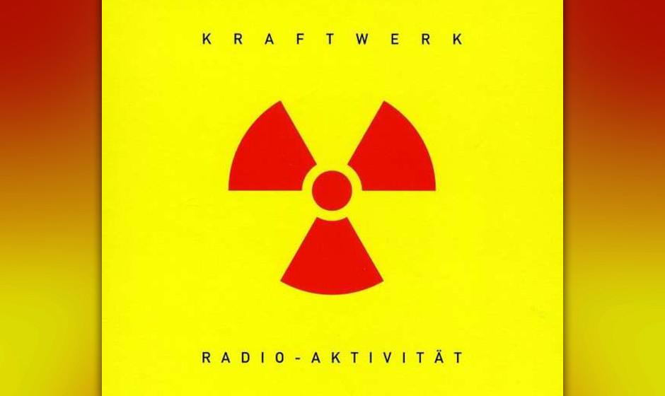 Herz-Platte: Kraftwerk - Radio-Aktivität