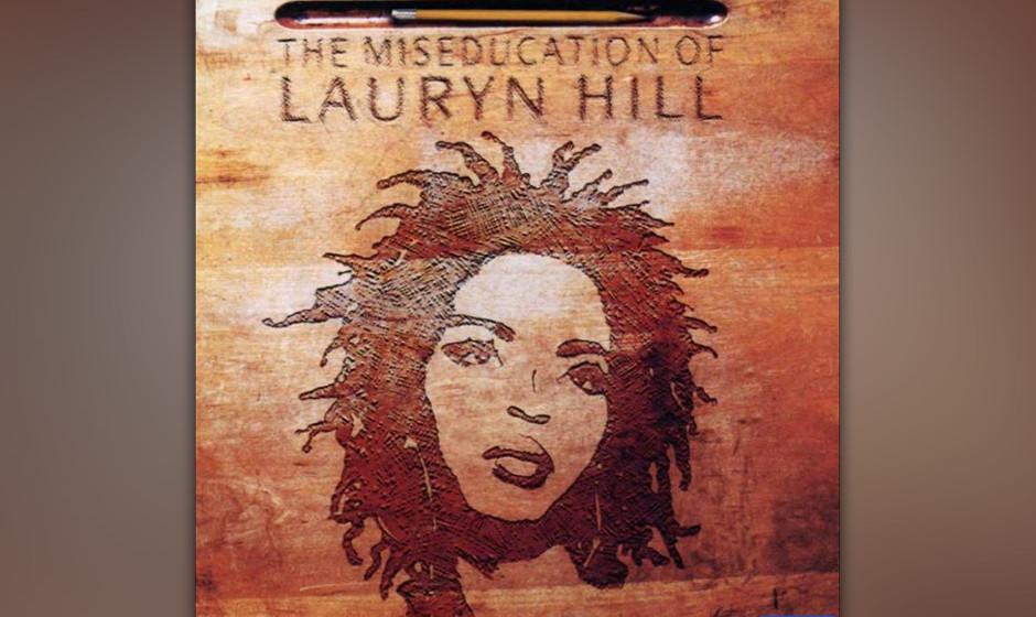 Herz-Platte: Lauryn Hill - The Miseducation Of Lauryn Hill