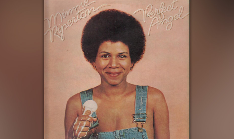 Herz-Platte: Minnie Riperton - Perfect Angel