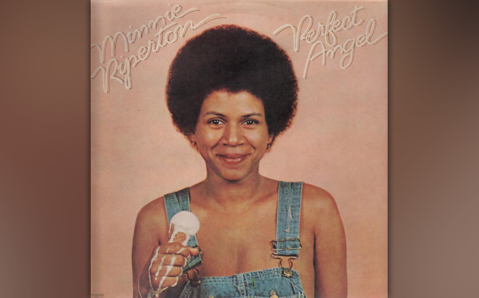 Herz-Platte: Minnie Riperton - Perfect Angel