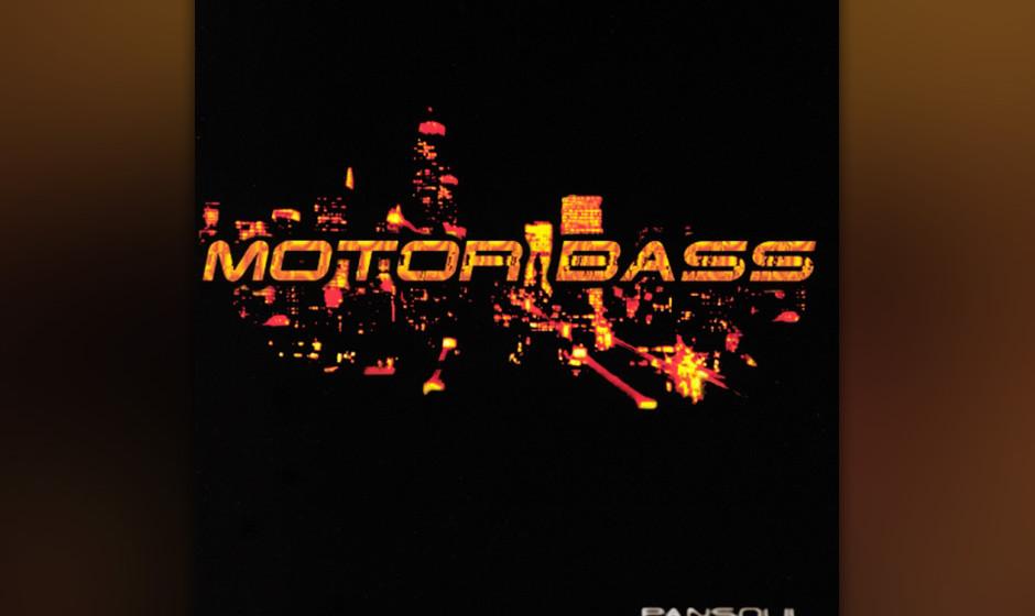 Herz-Platte: Motorbass - Pansoul