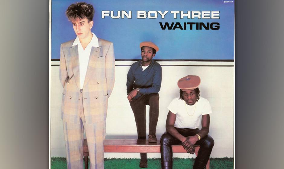 Herz-Platte: Fun Boy Three - Waiting