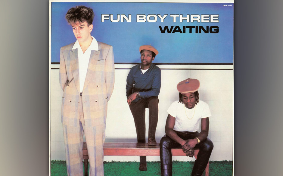 Herz-Platte: Fun Boy Three - Waiting