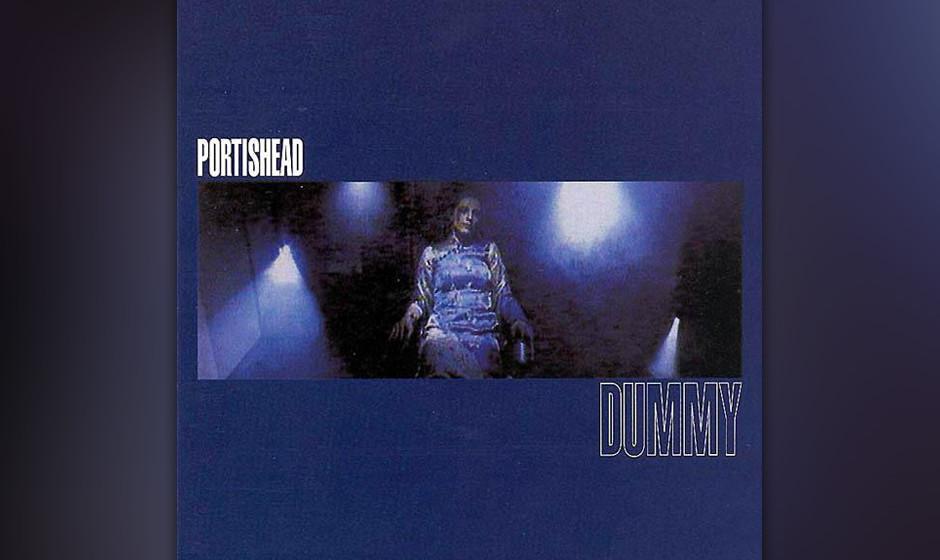 Herz-Platte: Portishead - Dummy