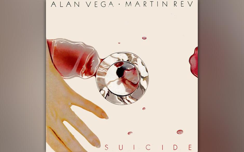 Herz-Platte: Suicide - Suicide
