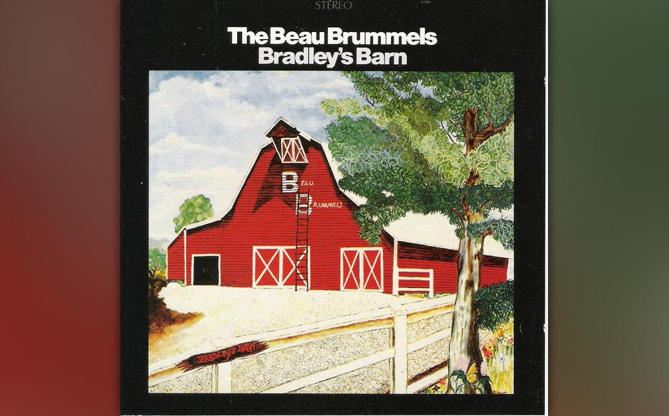 Herz-Platte: The Beau Brummels - Bradley's Barn