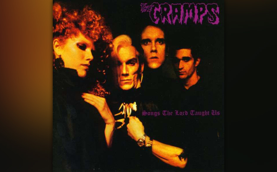 Herz-Platte: The Cramps - Songs The Lord Told Us