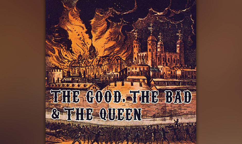 Herz-Platte: The Good, The Bad & The Queen - The Good, The Bad & The Queen