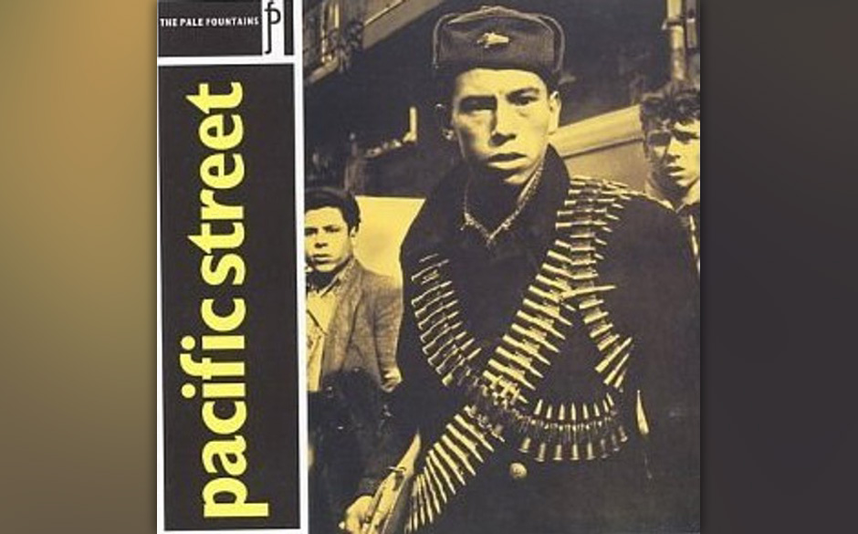 Herz-Platte: The Pale Fountains - Pacific Street