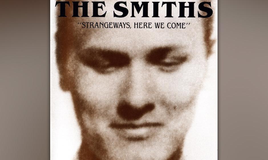 Herz-Platte: The Smiths - Strangeways Here We Come