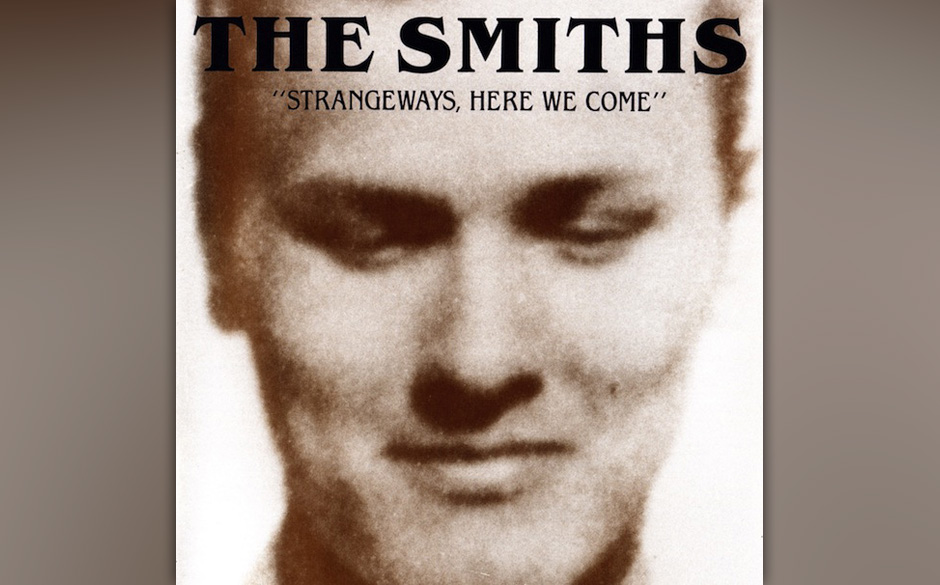 Herz-Platte: The Smiths - Strangeways Here We Come