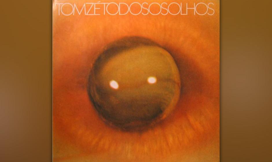 Herz-Platte: Tom Zé - Todos Os Olhos