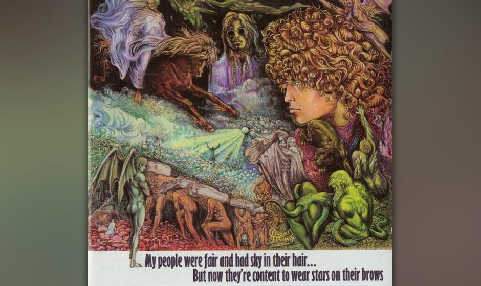 Herz-Platte:  Tyrannosaurus Rex - My People Were Fair And Had Sky In Their Hair...