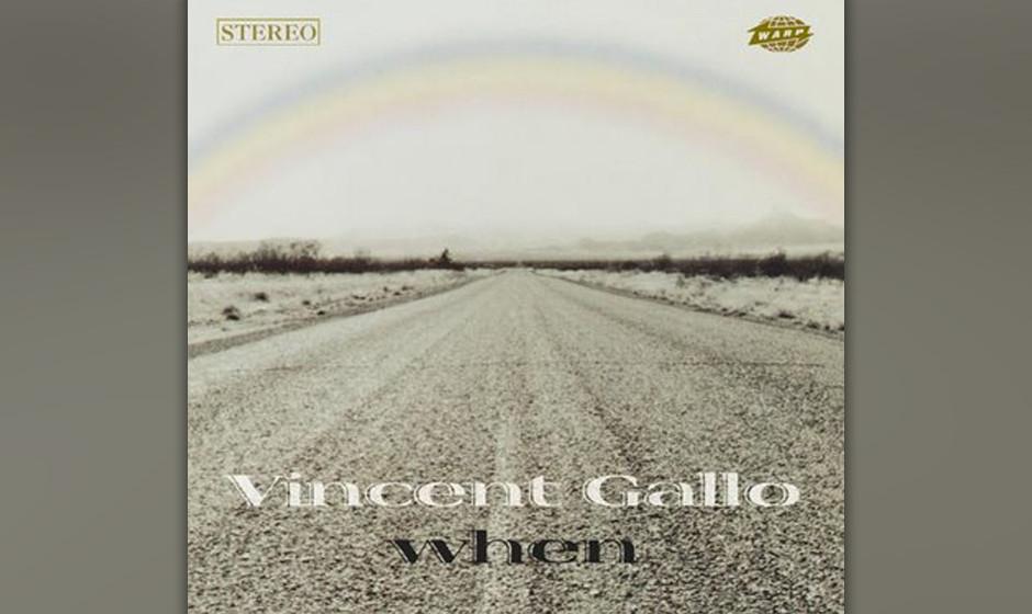 Herz-Platte: Vincent Gallo - When
