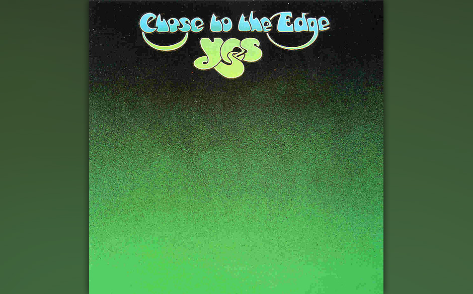 Herz-Platte: Yes - Close To The Edge