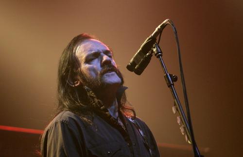 Lemmy Kilmister (Motörhead) live