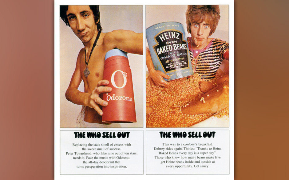 7.  The Who - The Who Sell Out