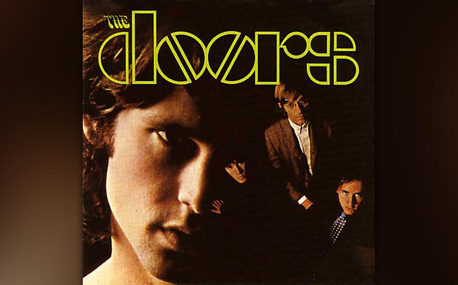 9. The Doors - The Doors